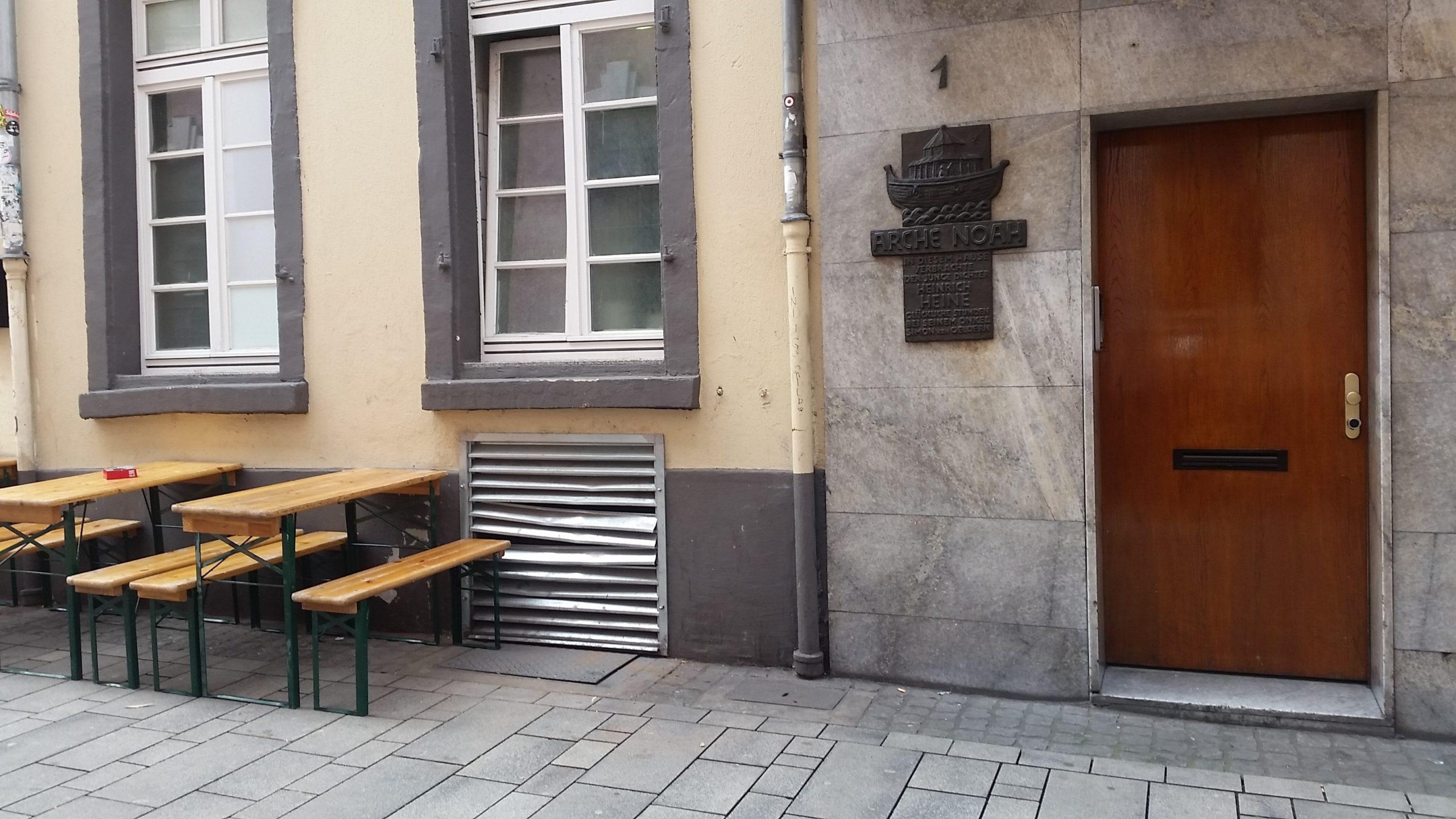 Geschäftstelle Düsseldorfer Jonges
